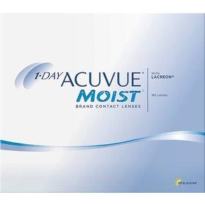 Acuvue 1-Day Moist - 180 lenzen