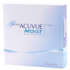 Acuvue 1-Day Moist - 90 lenzen