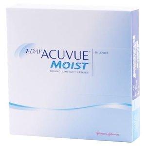 Acuvue 1-Day Moist - 90 Linsen
