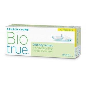Biotrue One Day Presbyopia - 30 lenzen