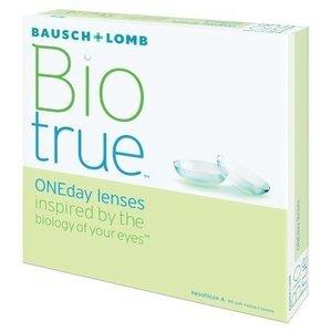 Biotrue One Day - 90 lentilles