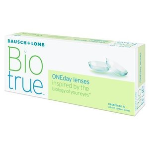 Biotrue One Day - 30 lenses
