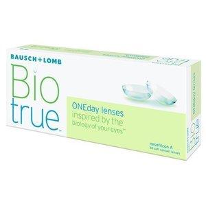 Biotrue  One Day - 30 lenzen
