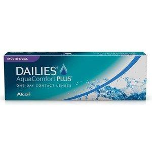 Dailies AquaComfort Plus Multifocal - 30 lentilles
