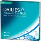 Dailies AquaComfort Plus Toric - 90 lentilles