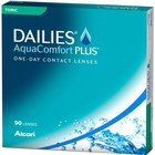 Dailies AquaComfort Plus Toric - 90 Linsen