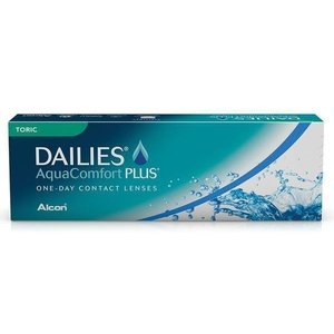 Dailies AquaComfort Plus Toric - 30 lenses