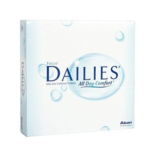 Dailies All Day Comfort - 90 lentilles