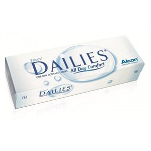 Dailies All Day Comfort - 30 lentilles