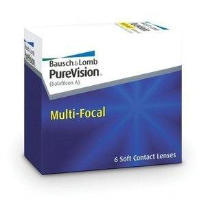 Purevision Multifocal - 6 lenzen
