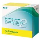 Purevision 2 Multifocal - 6 lentilles
