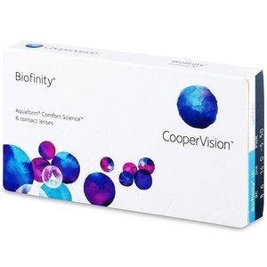 Biofinity - 6 lenzen