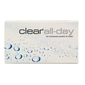 Clear All Day - 6 lentilles