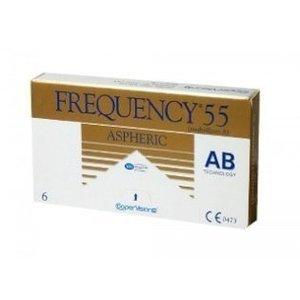 Frequency 55 AB - 6 lenzen