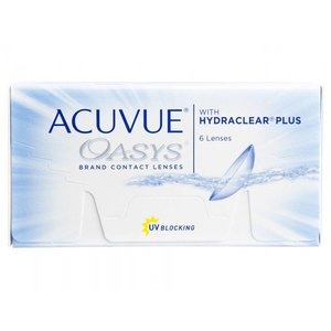 Acuvue Oasys - 6 lenzen