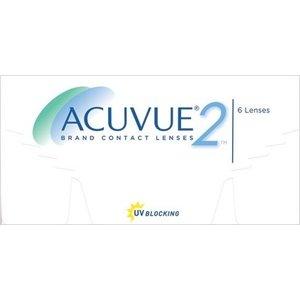 Acuvue 2 - 6 lenzen