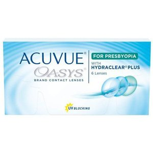 Acuvue Oasys for Presbyopia - 6 lenzen