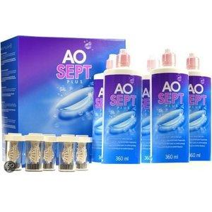 Aosept Plus - Voordeelpakket - 5x360ml