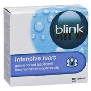 Blink  Intensive Tears - 20 Ampoules