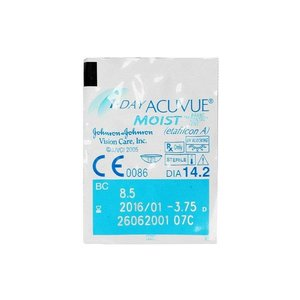 Acuvue 1-Day Moist - 30 lenses