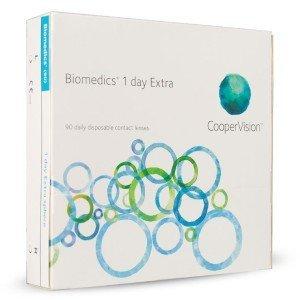 Biomedics 1-Day Extra - 90 lenses