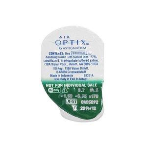 Air Optix Aqua Astigmatism - 6 Linsen
