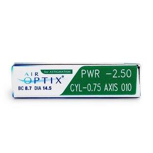 Air Optix Aqua Astigmatism - 6 lenses