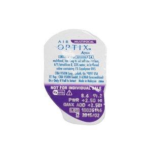 Air Optix Aqua Multifocal - 3 lenses