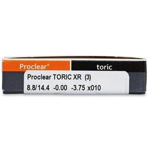 Proclear Toric XR - 6 lenzen