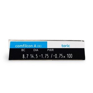 Ascend Premier Toric - 6 lenses