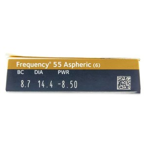 Frequency 55 AB - 6 lentilles
