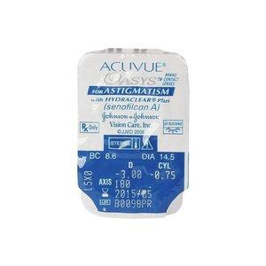 Acuvue Oasys Astigmatism - 6 lenzen