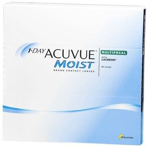 Acuvue 1-Day Moist Multifocal - 90 lenses