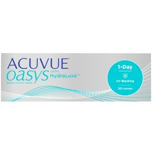 Acuvue Oasys 1-Day - 30 lentilles