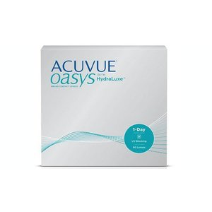 Acuvue 1-Day Oasys - 90 lenses