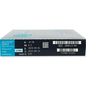 Acuvue 1-Tages Oasys - 90 Linsen