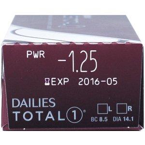 Dailies Total 1 - 30 Linsen