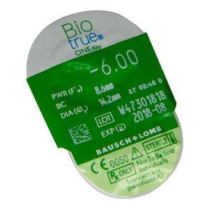 Biotrue One Day - 30 lentilles