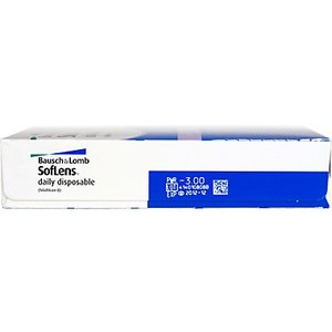Soflens Daily Disposable  - 90 Linsen