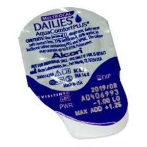 Dailies AquaComfort Plus Multifocal - 30 lenses
