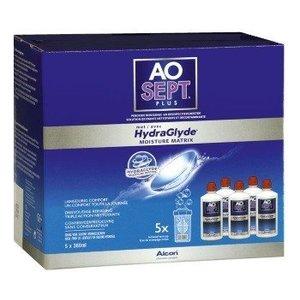 Aosept Hydraglyde - Voordeelpakket - 5x360ml