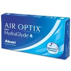 Air Optix Plus Hydraglyde - 6 Linsen