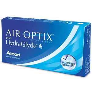 Air Optix Plus Hydraglyde - 6 lenses