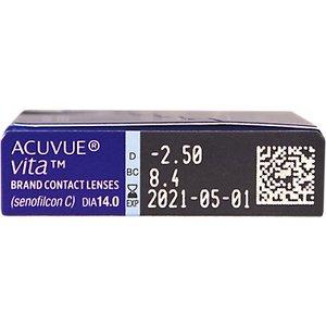 Acuvue Vita - 6 lenses