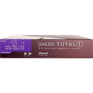 Dailies Total 1 Multifocal - 90 lentilles
