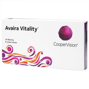 Avaira Vitality - 6 lenses