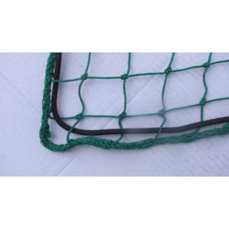 Aanhangernet 40mm maas groen