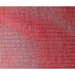 PVC doek / afdekzeil kleur rood