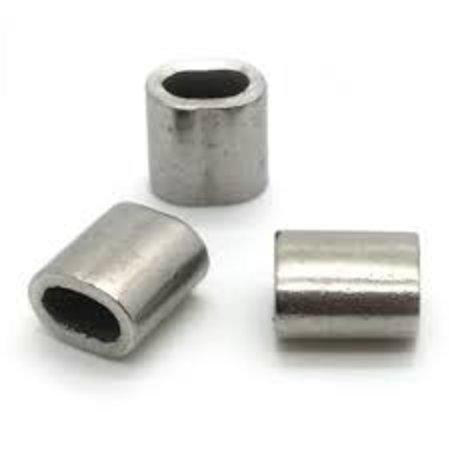 Draadklem 6mm aluminium