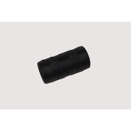 Universeel PE draad 1.5mm zwart 400 meter